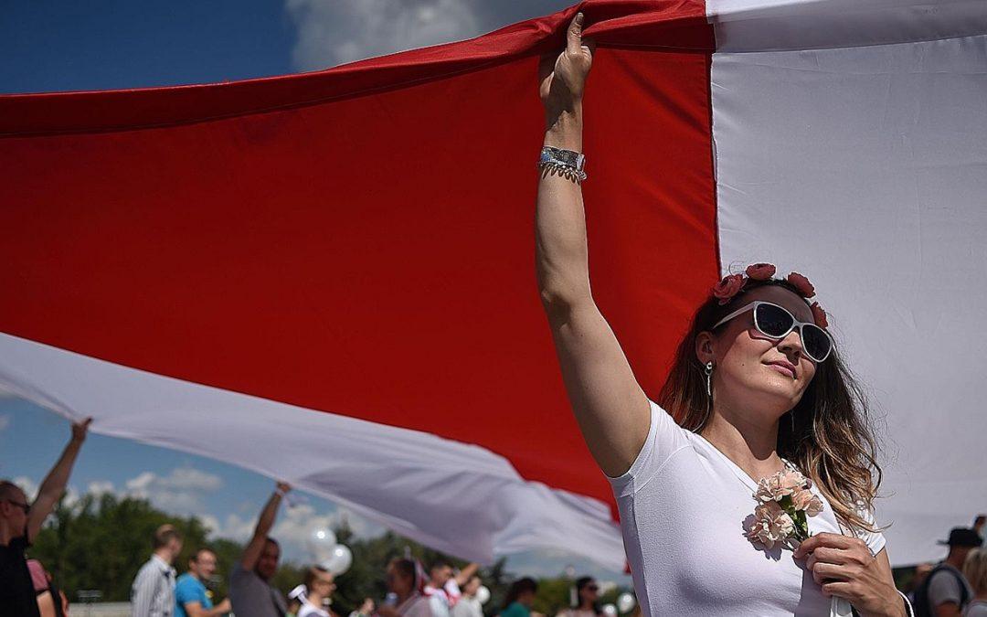 O revolúcii slobody v Bielorusku